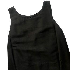Black Bubble Dress - Small